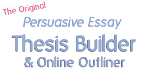 How to write a successful persuasive essay
